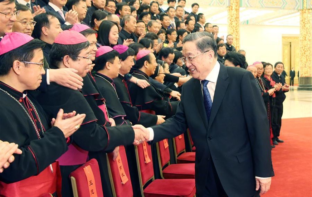 China's communist-run church declares 'independence' immediately after deal with Vatican