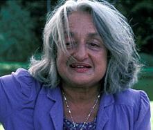 Betty Friedan, author of