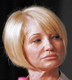 Ellen Barkin, 58, played the temptress in 1989's