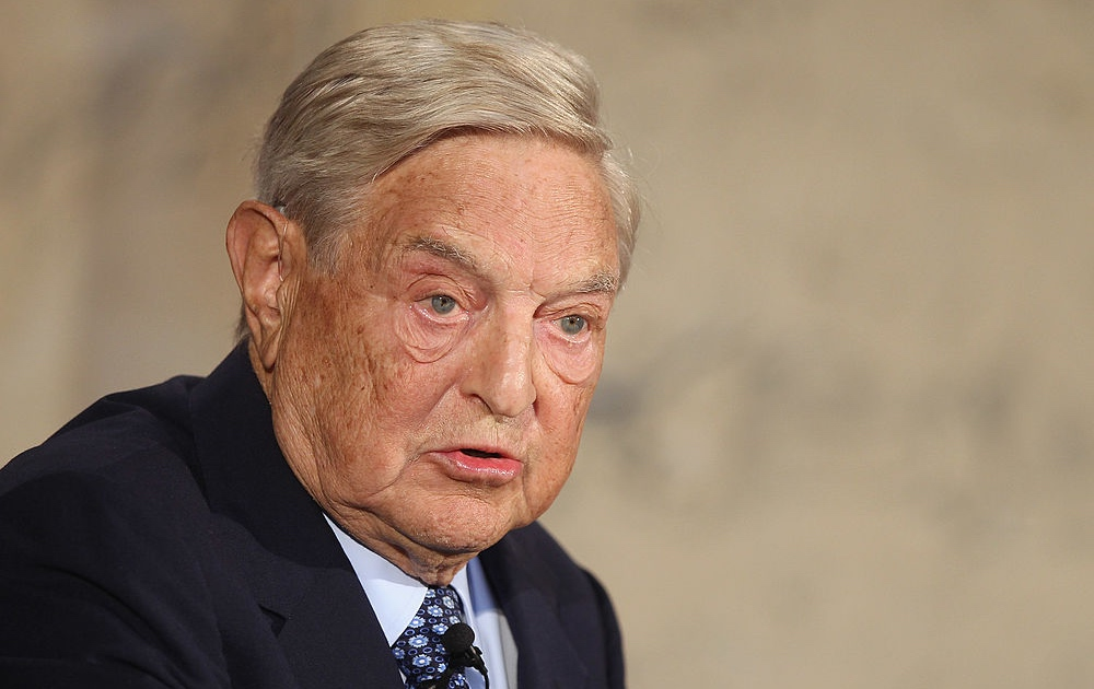 George Soros: We're now in 'revolutionary moment' that allows us to achieve the 'inconceivable'