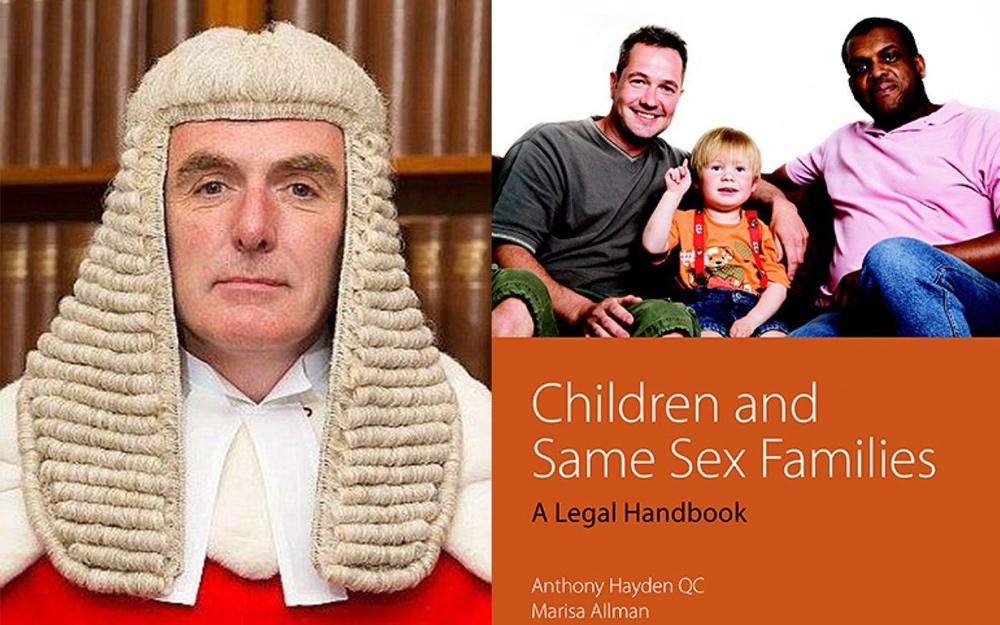 Judge at center of Alfie Evans case is a pro-gay activist - LifeSite