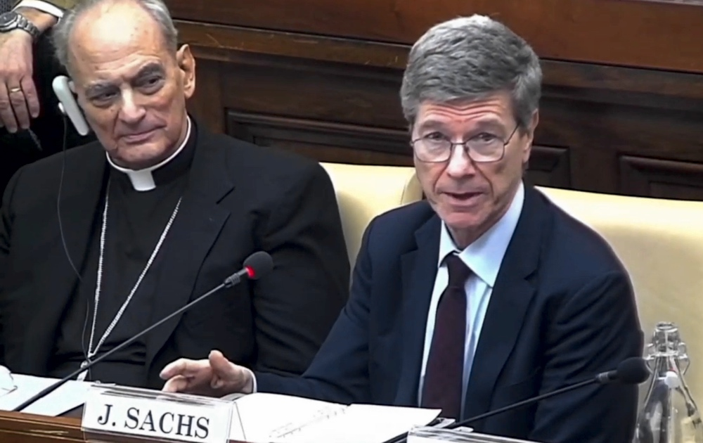 WATCH: Globalist attacks USA at Vatican conference, calls Trump 'dangerous' to one-world 'big consensus'