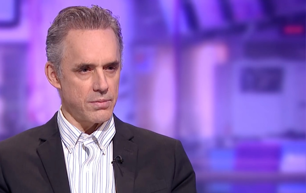 Jordan Peterson calls for 'intact heterosexual two-parent families' to maintain civilization