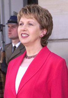 Mary McAleese wikipedia