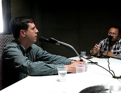 Matthew Hoffman speaks on Panoramica Radio.