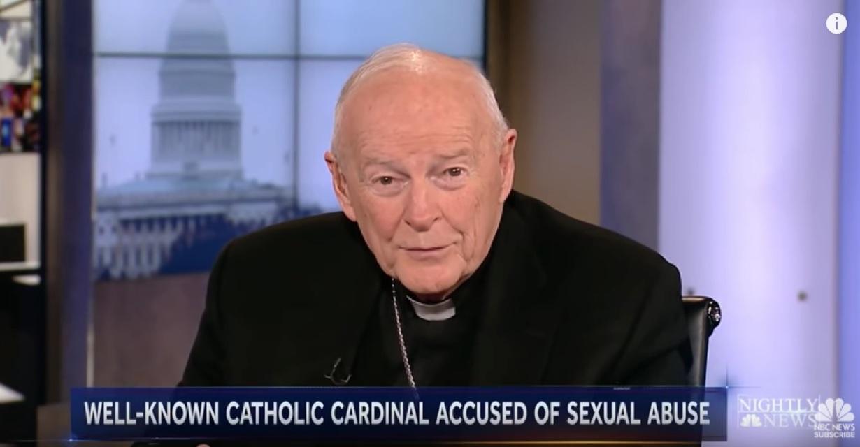 Cardinal McCarrick