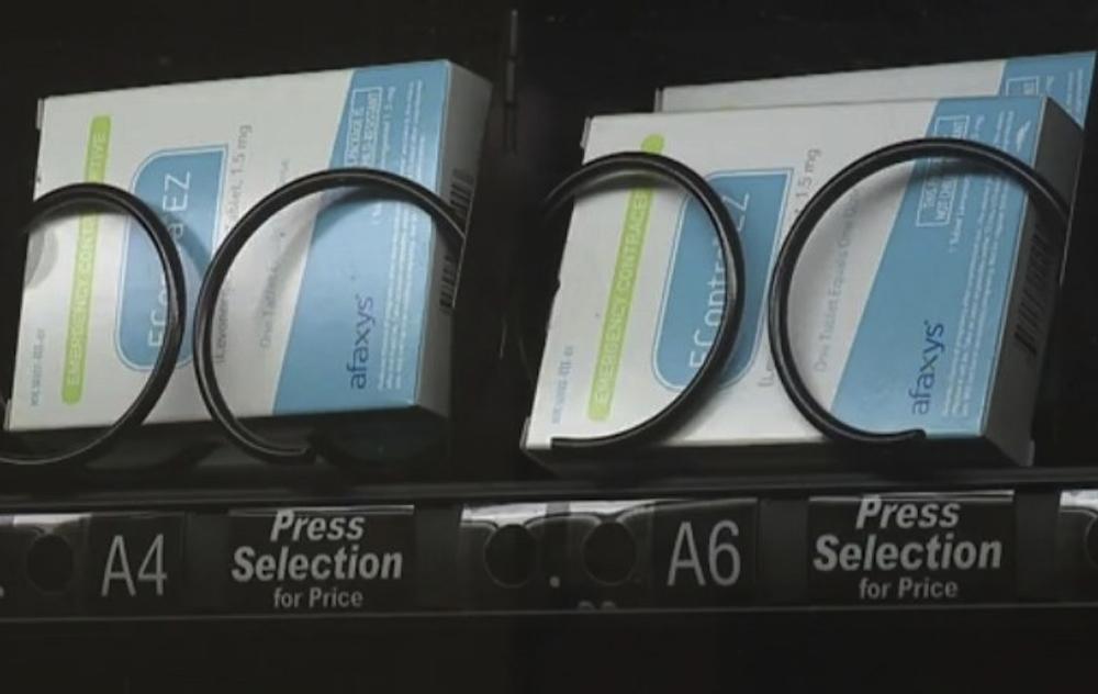 Atemberaubend University puts abortion pills in vending machine | News | LifeSite @SD_53