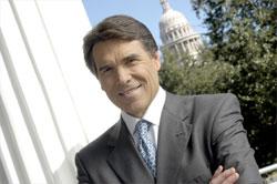 Gov. Rick Perry.