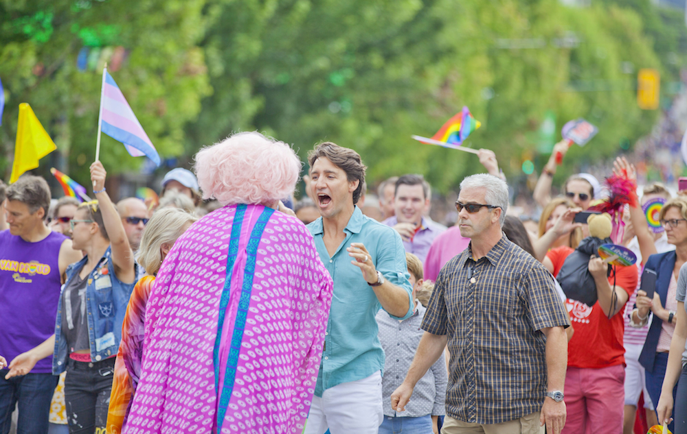 Homosexual discrimination in canada