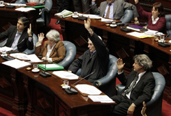 Uruguay's Senate passed an abortion bill doctors say violate