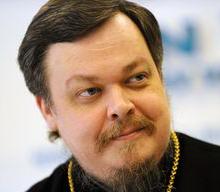 Archpriest Vsevolod Chaplin, spokesman for the Russian Ortho
