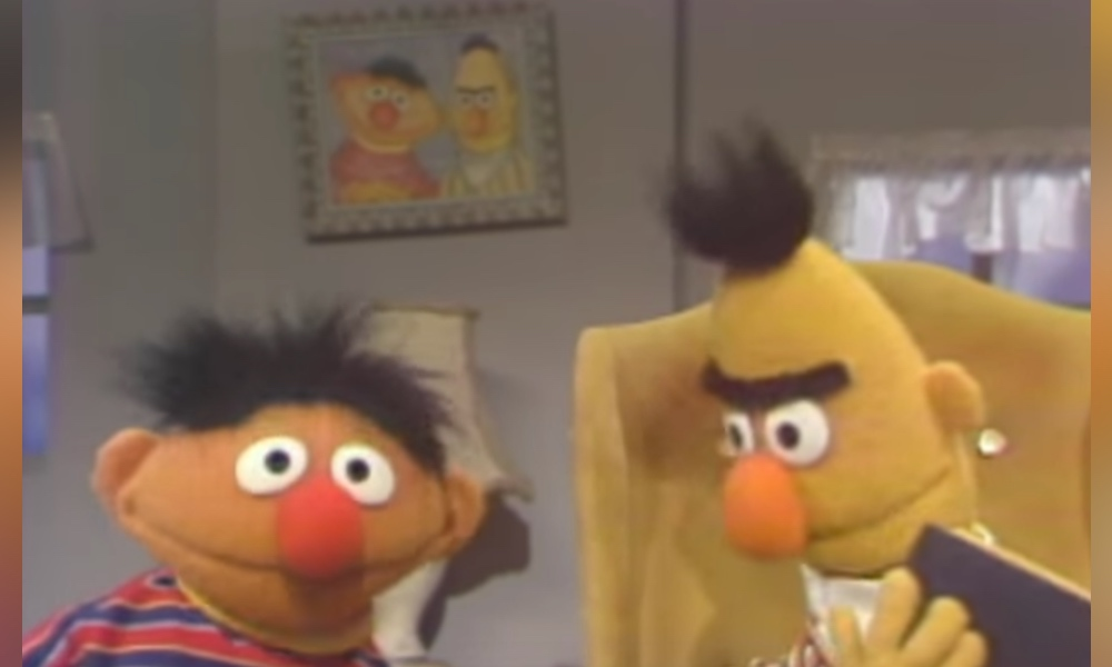 Bert and ernie homosexual relationship