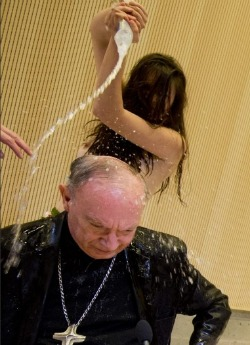 bishop doused