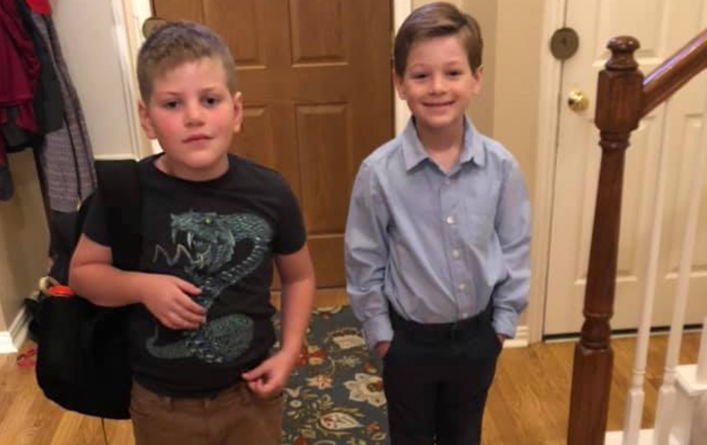 7-year-old whose mom tried to 'transition' him chooses to attend school as a boy