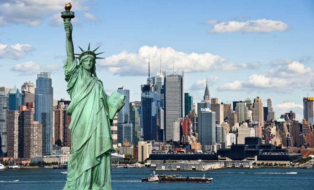 Dating in america new york