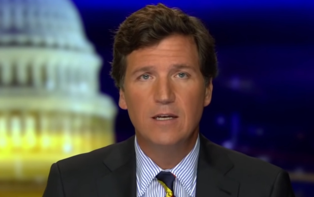Tucker Carlson talks mask mandate resistance, Pelosi's mask theater