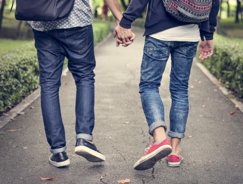 Walking like a homosexual