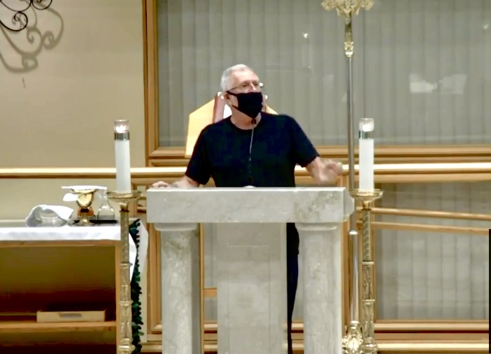 Florida priest berates parents for protesting school mask mandates, threatens to pull scholarships - LifeSite